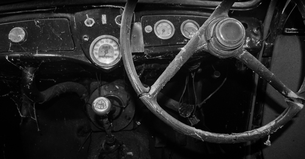 """the old """"Lancia Ardea"""" by Luigi Vigore'"""