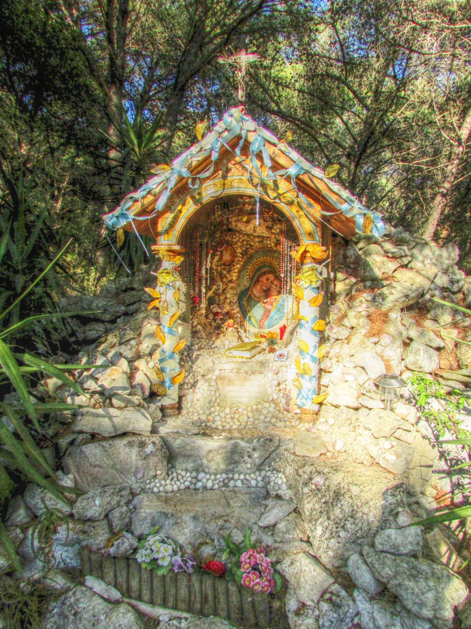 Santuari Self Made by garrisidaniele