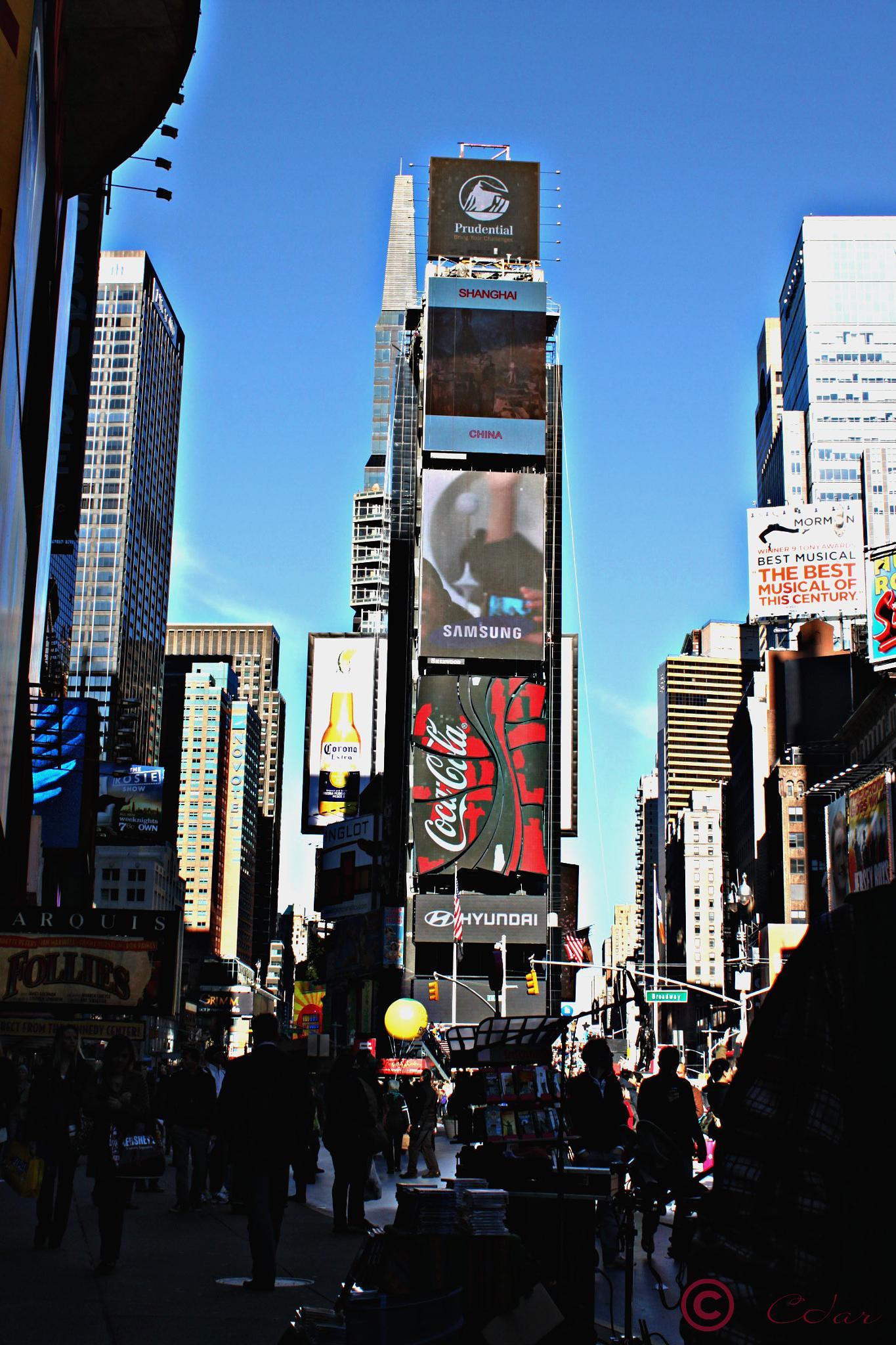 New York by Catjar