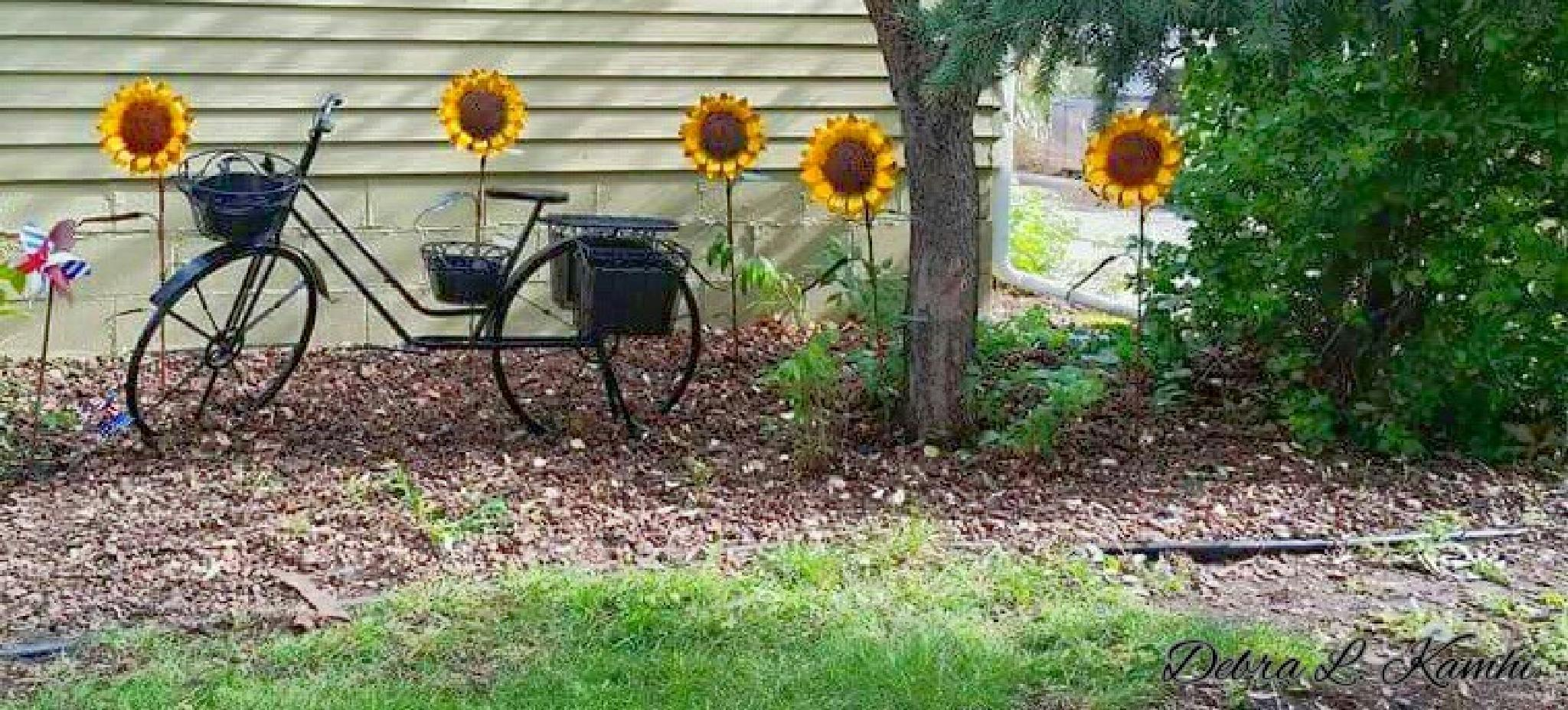 Garden Decor  by debra.kamhi