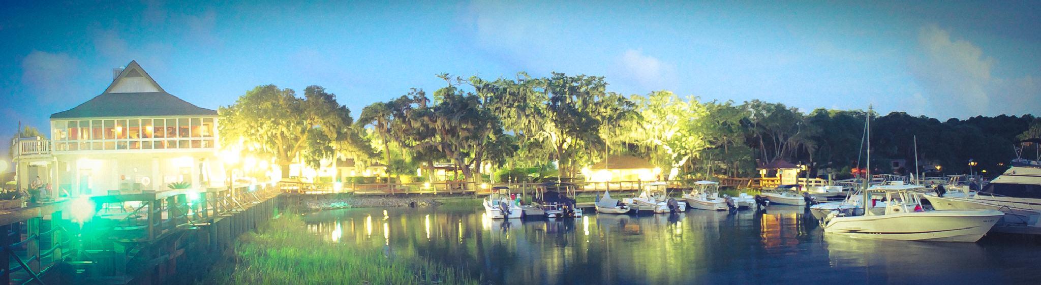Hilton Head Harbor RV Resort and Marina by FlyGuy