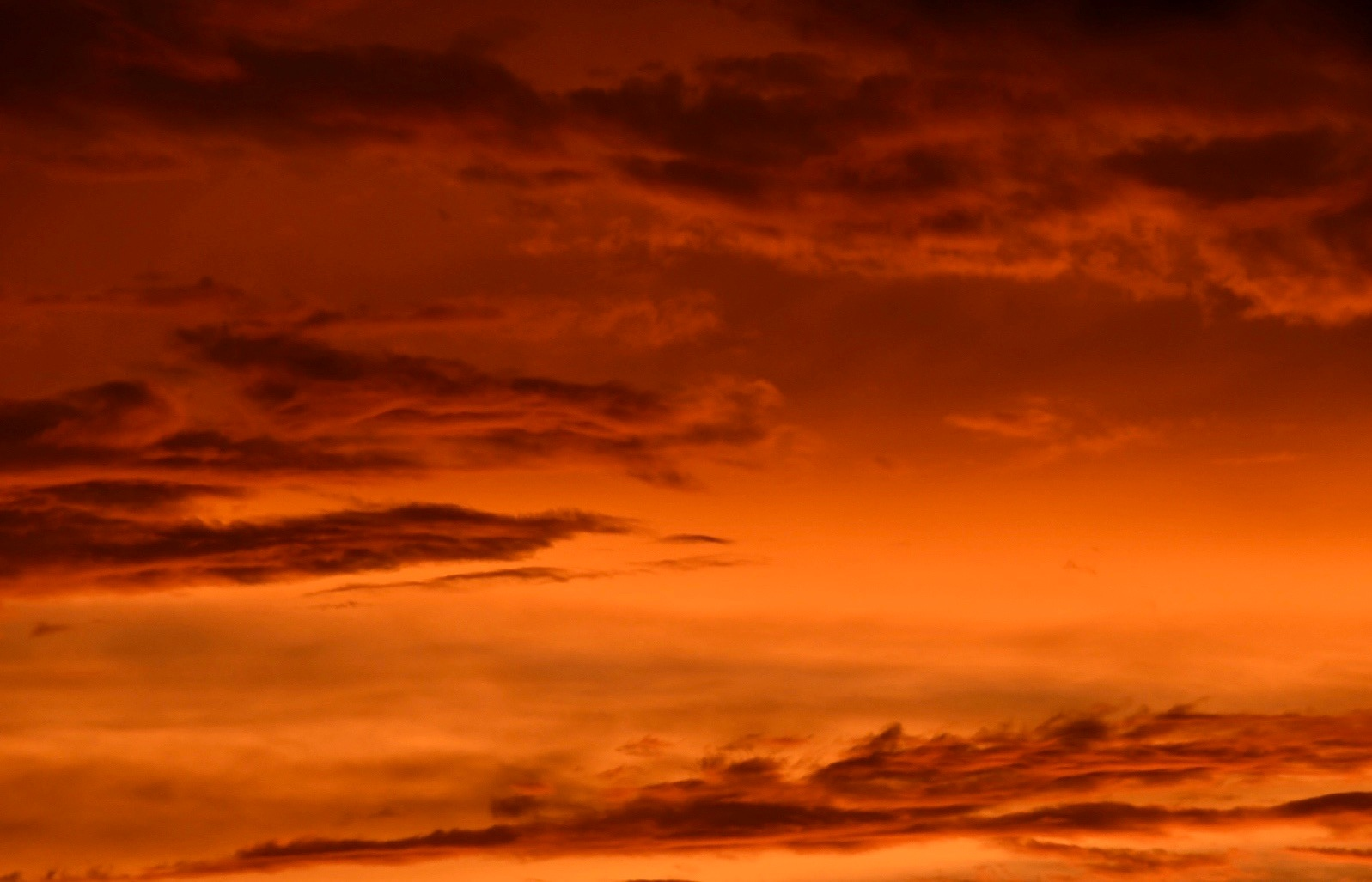 Sunset Afterburn by Gerard Francis Corbett