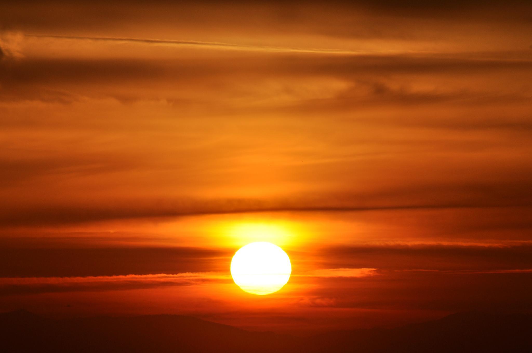 San Francisco Sunrise by Gerard Francis Corbett
