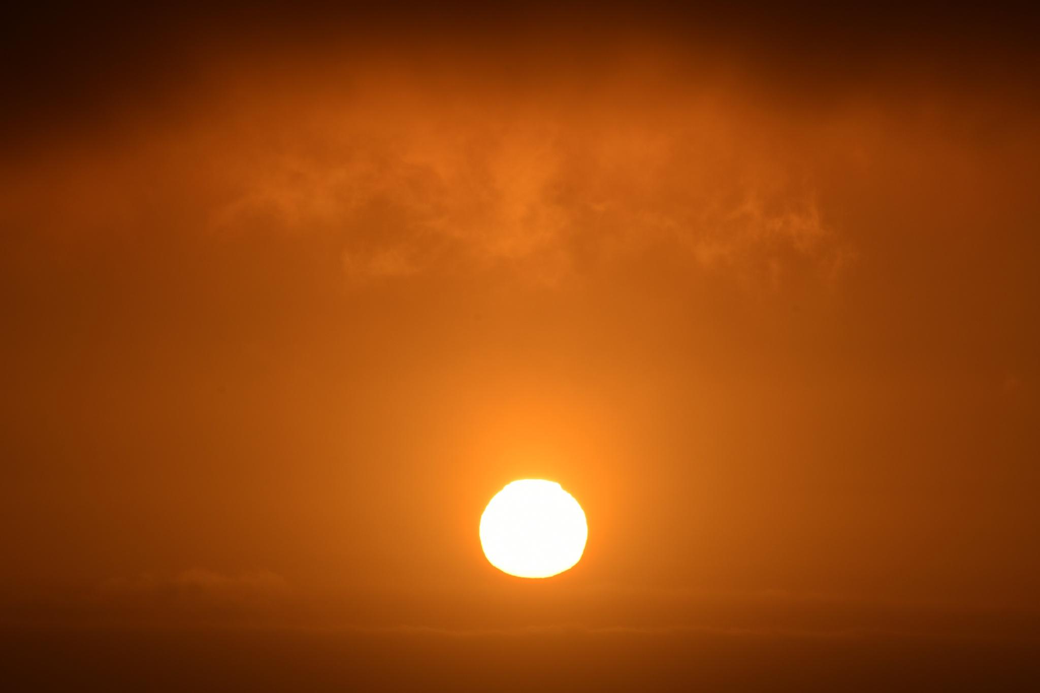 Misty Sunrise by Gerard Francis Corbett