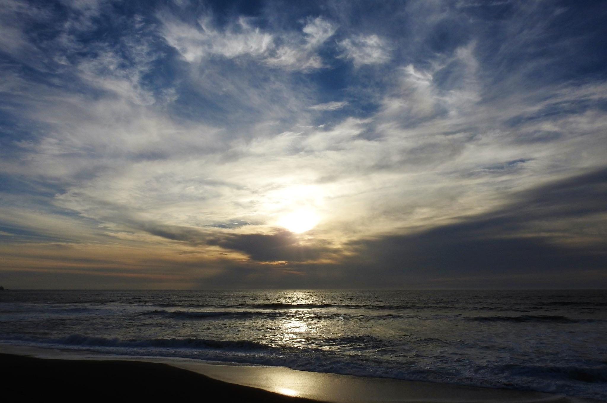 Sunset by Gerard Francis Corbett