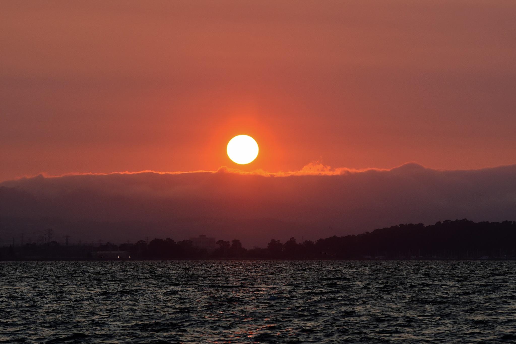 Paprika Sunset by Gerard Francis Corbett