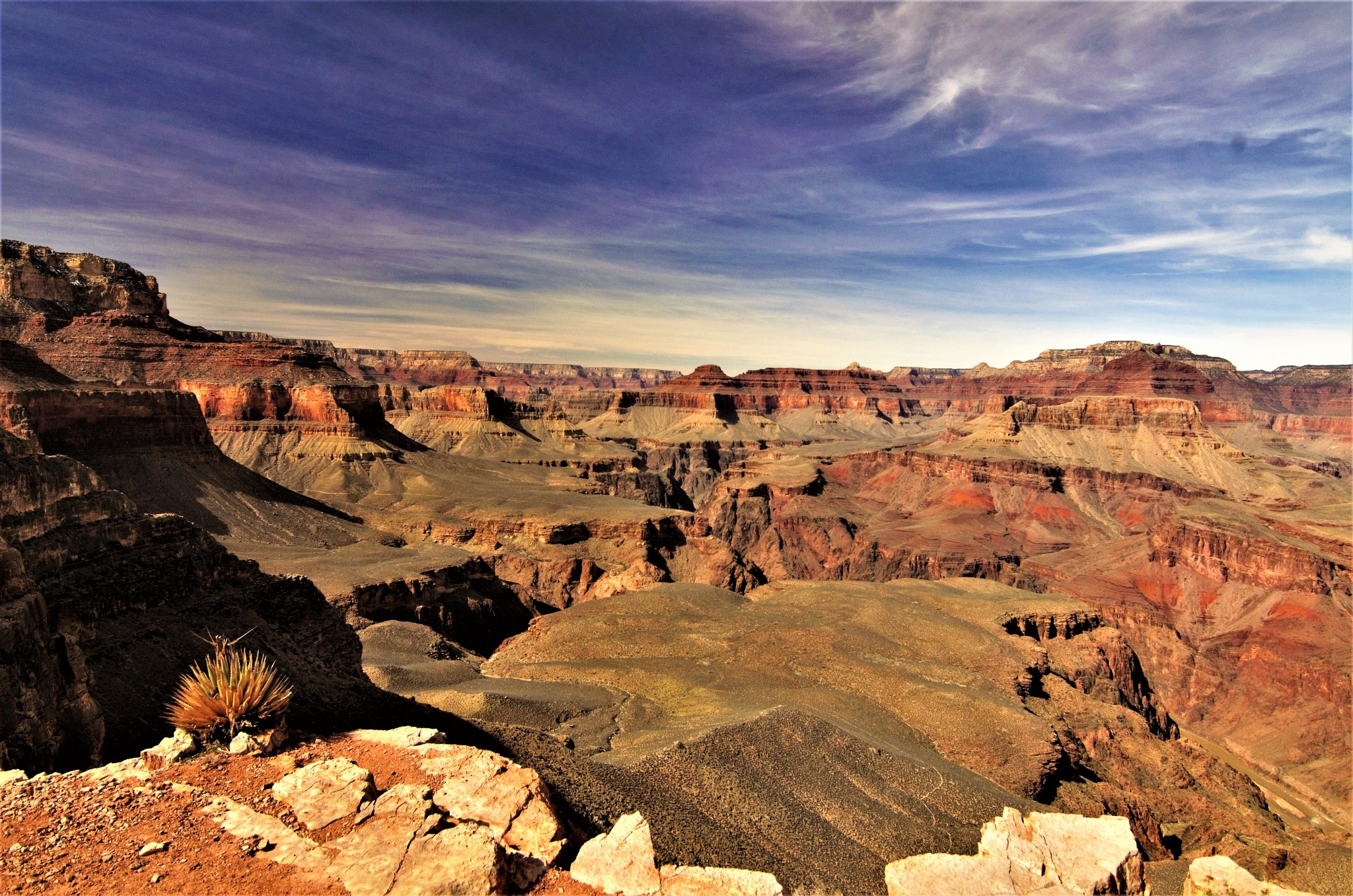 Grand Canyon View by lazy.human