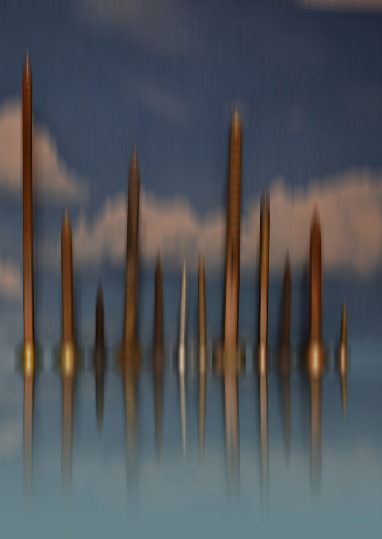 abstract city by MCAdel