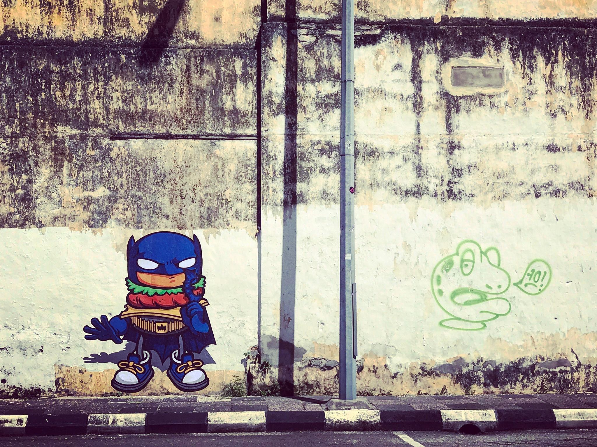 Street art  by Sammi