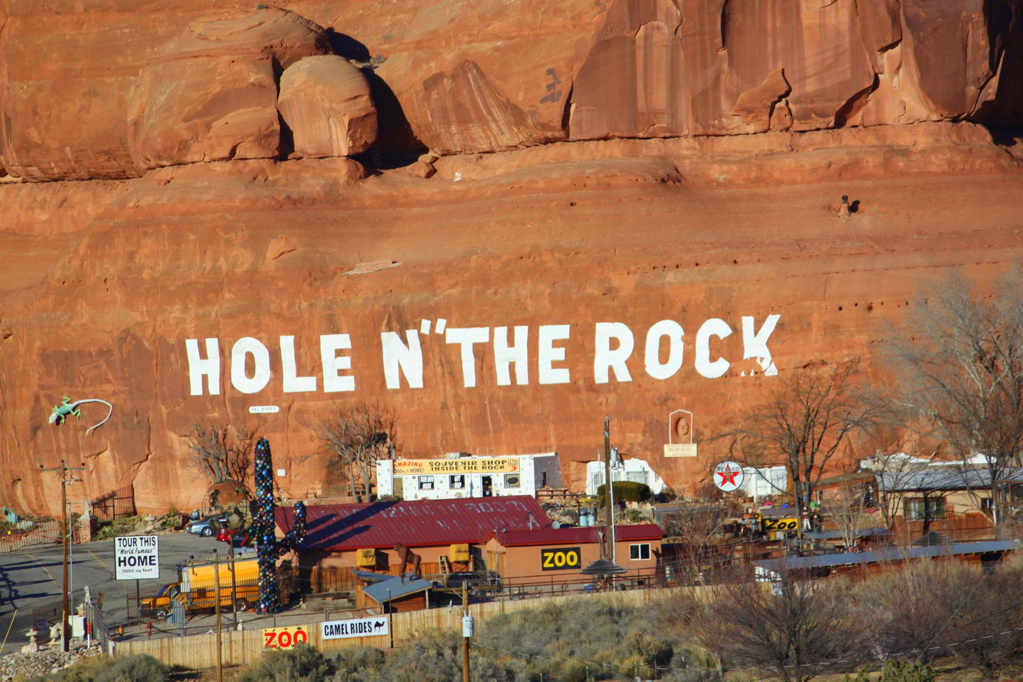 Hole in the Rock by JoHannah Boots Photography