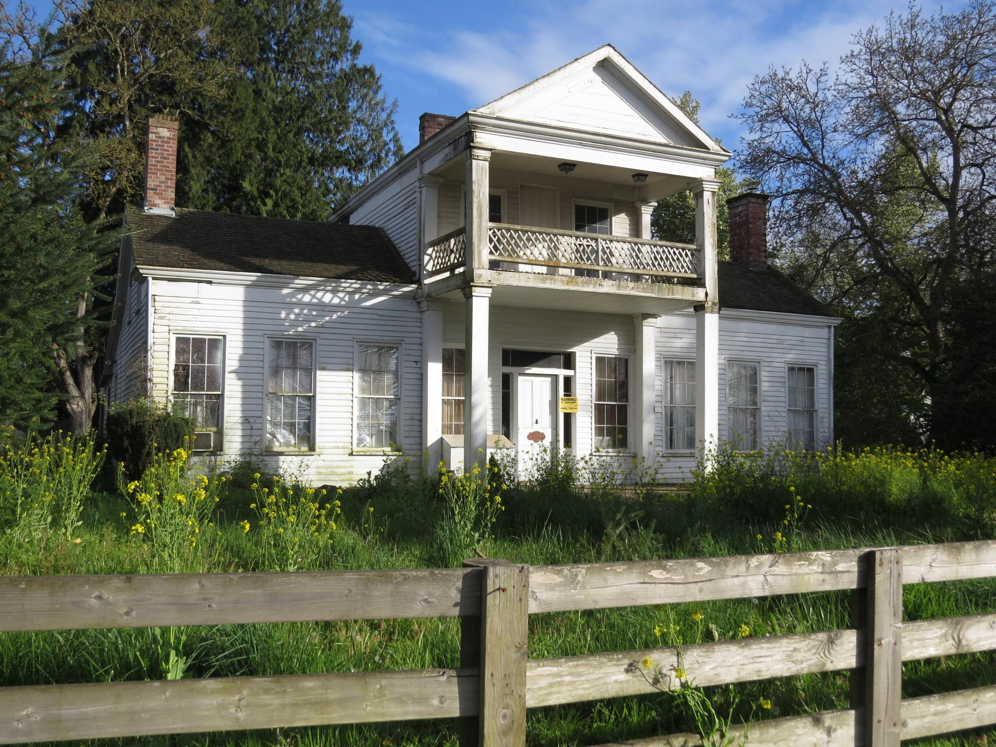 old late 1800's house abandoned by christine.rayburn.167