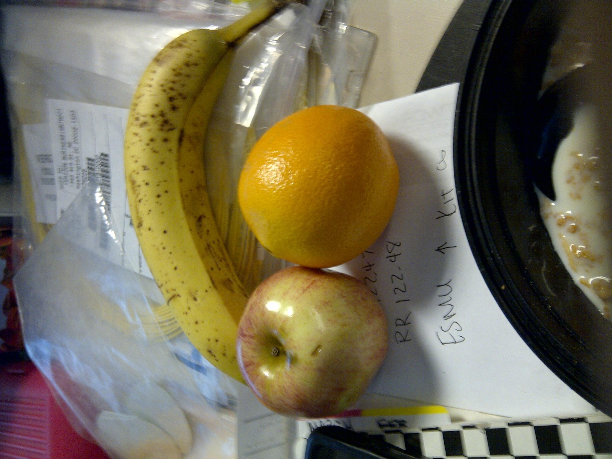 Fruit by Gene Ellison