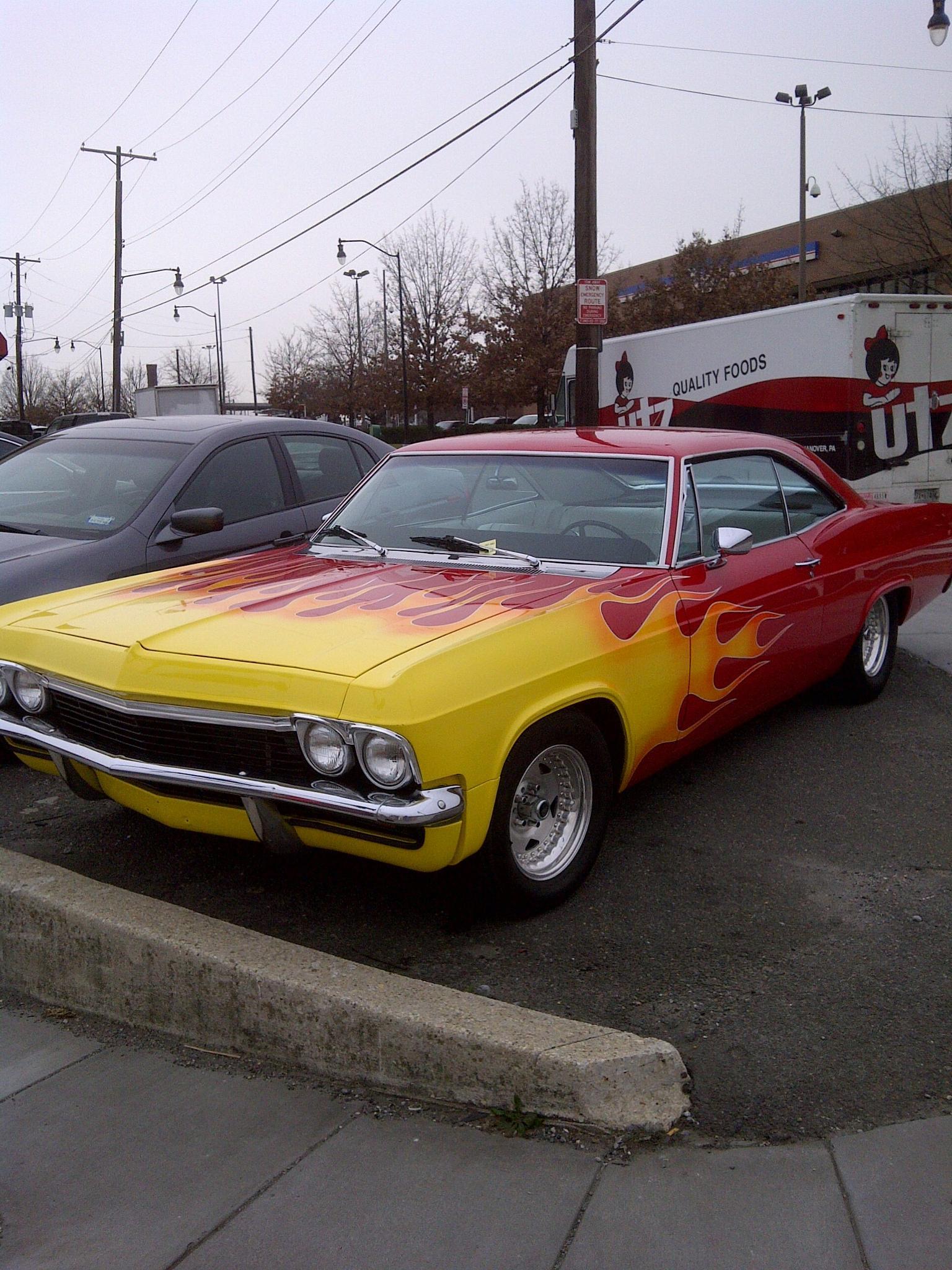 Chevy Classic by Gene Ellison