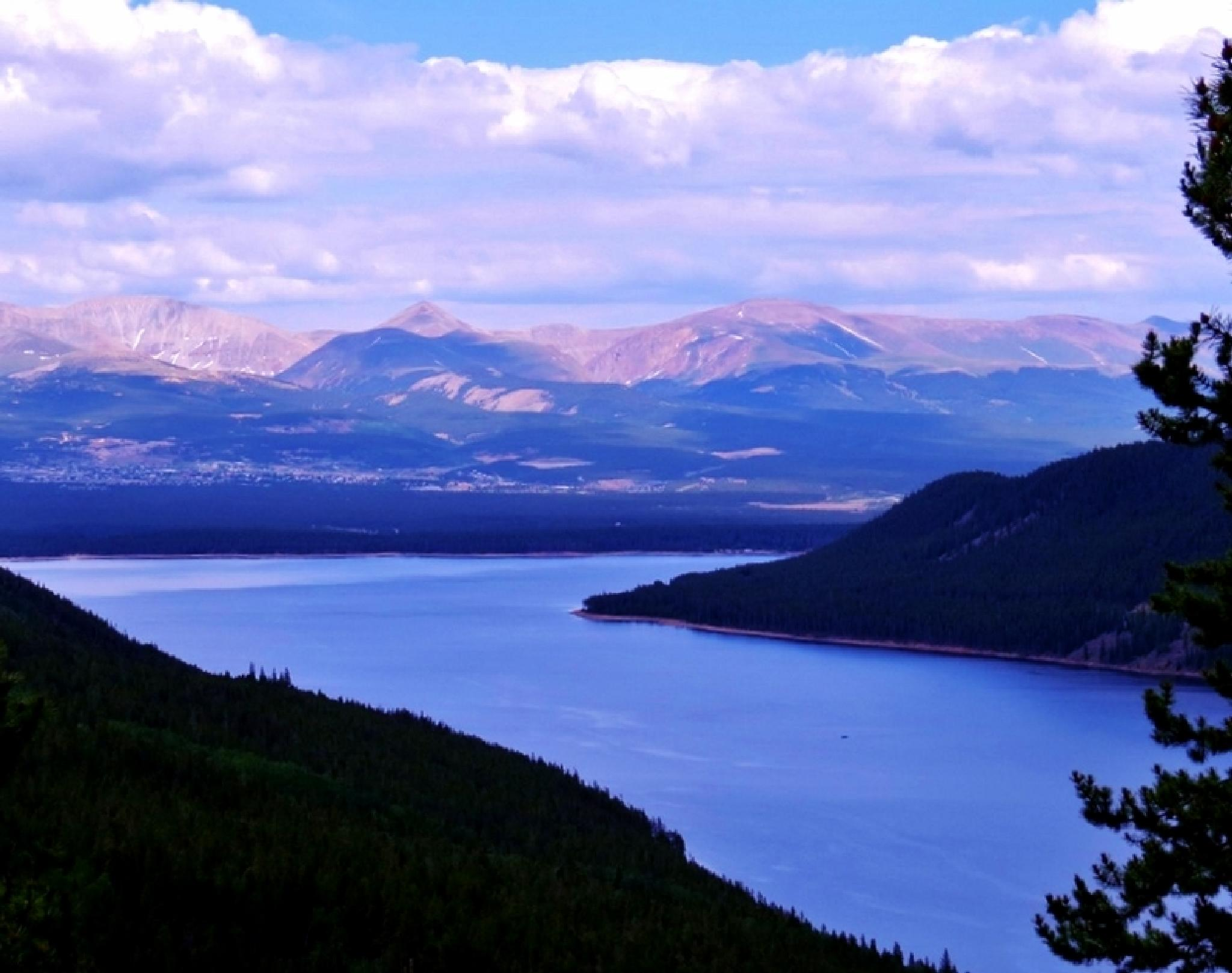Photo in Nature #turquoise lake #nature #leadville #colorado #jeanniejaymartin