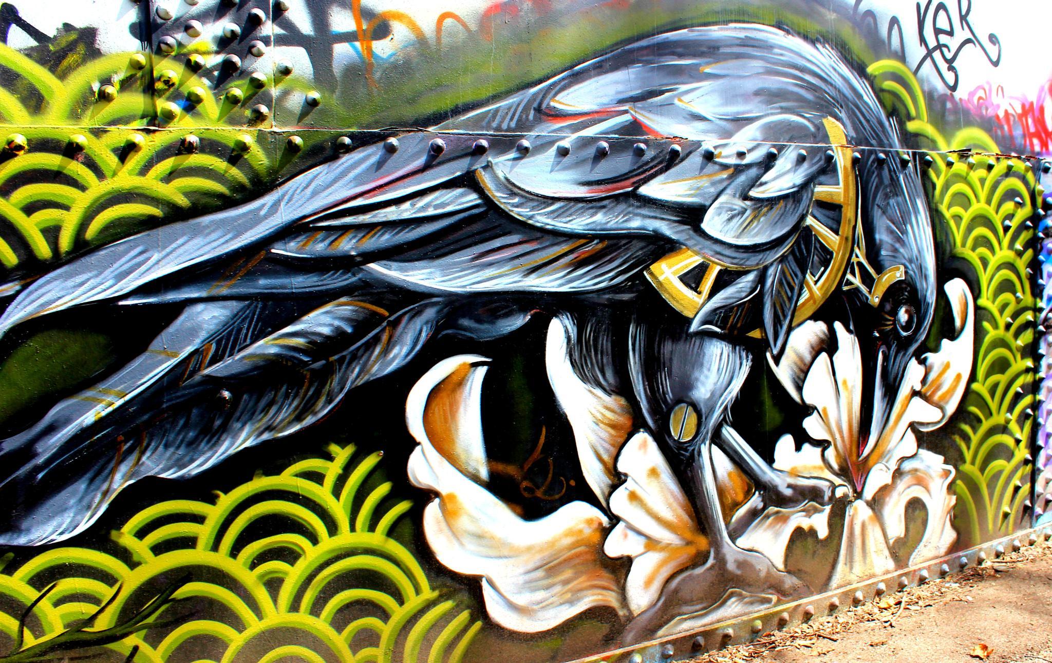 Black Bird by lelhannon