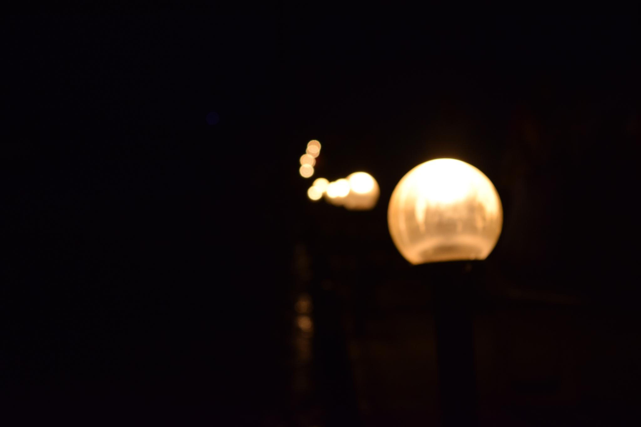 Side lamps  by Sameer Kharade