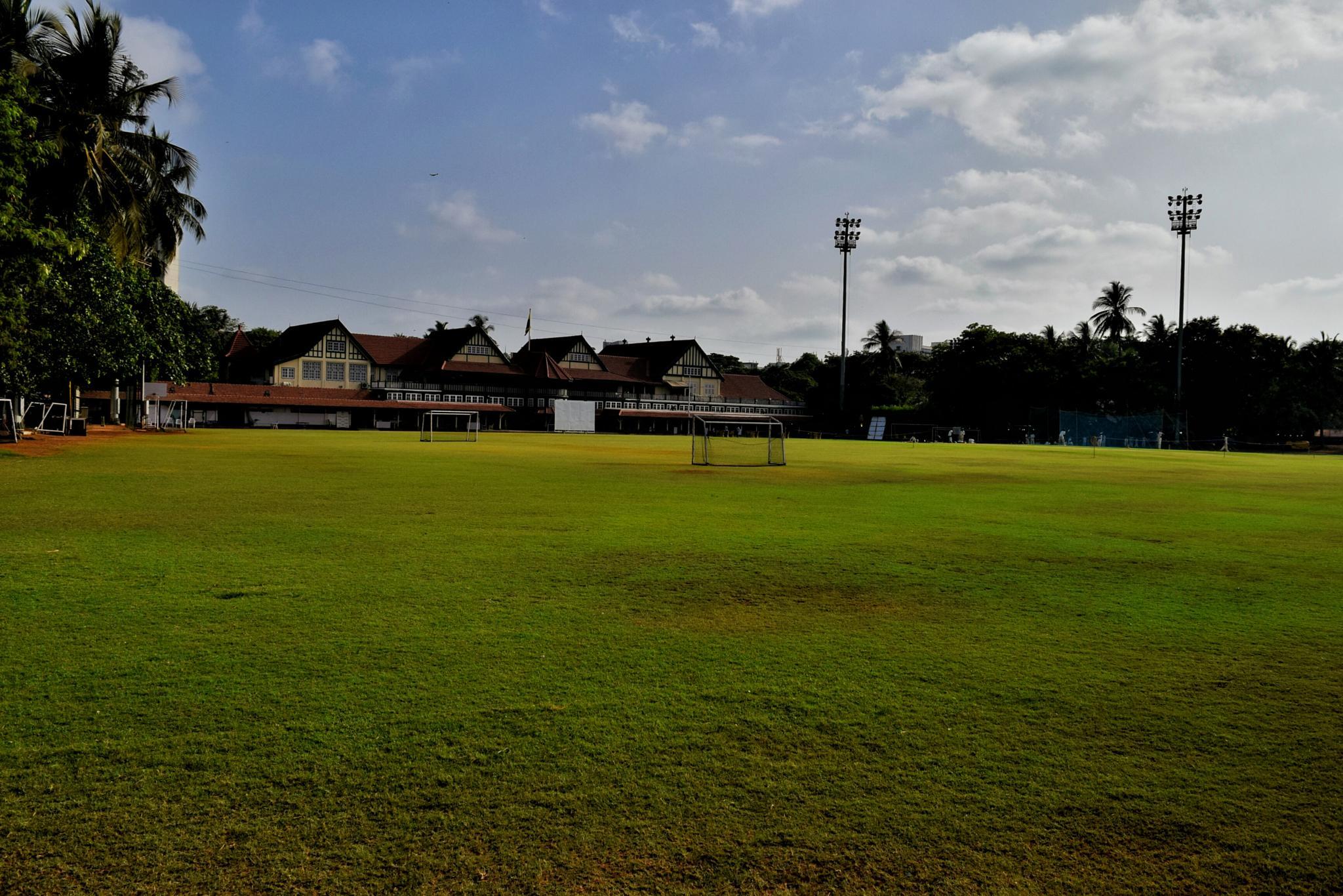 Football coaching facility :) by Sameer Kharade
