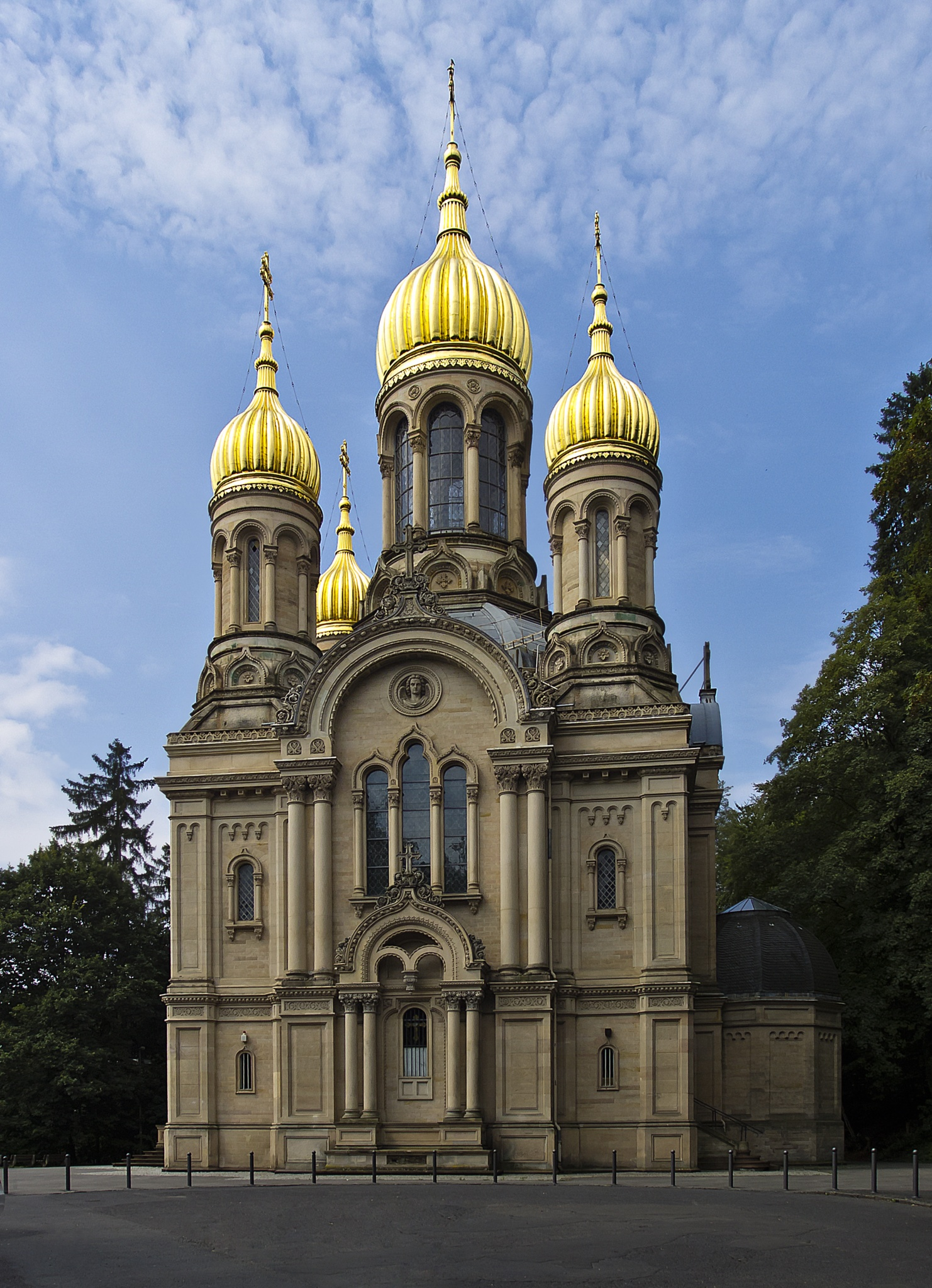 Russian-Orthodoxe Church by HeidiGK