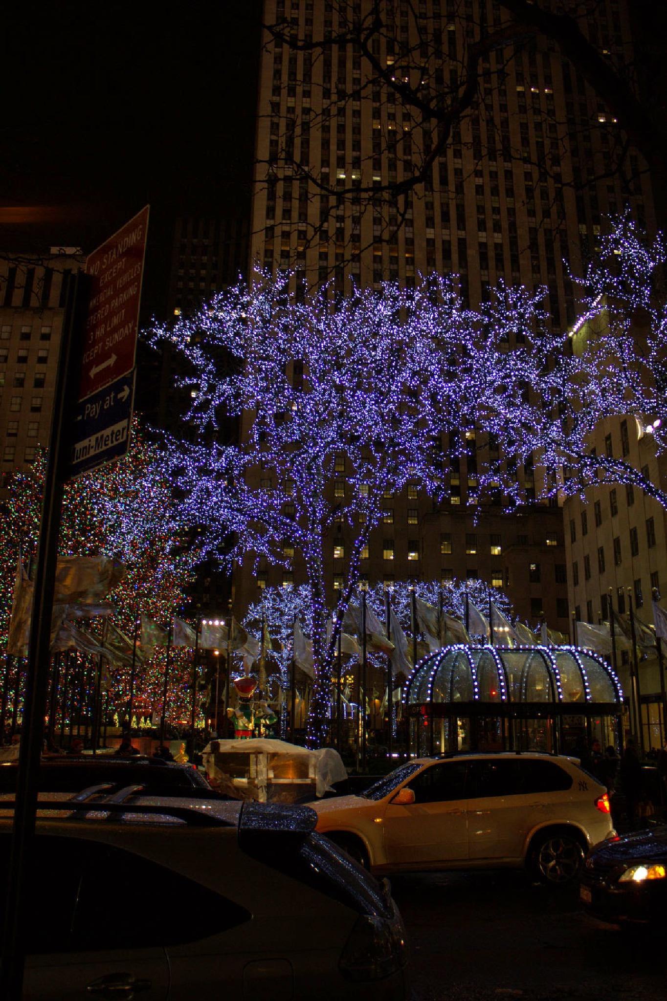 Christmas in New York by waeraas