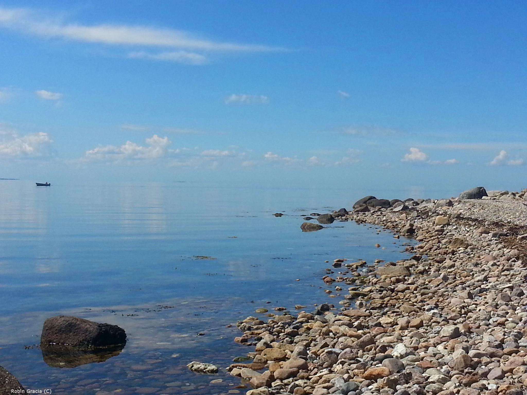 Denmarks Coast by Robin Gracia