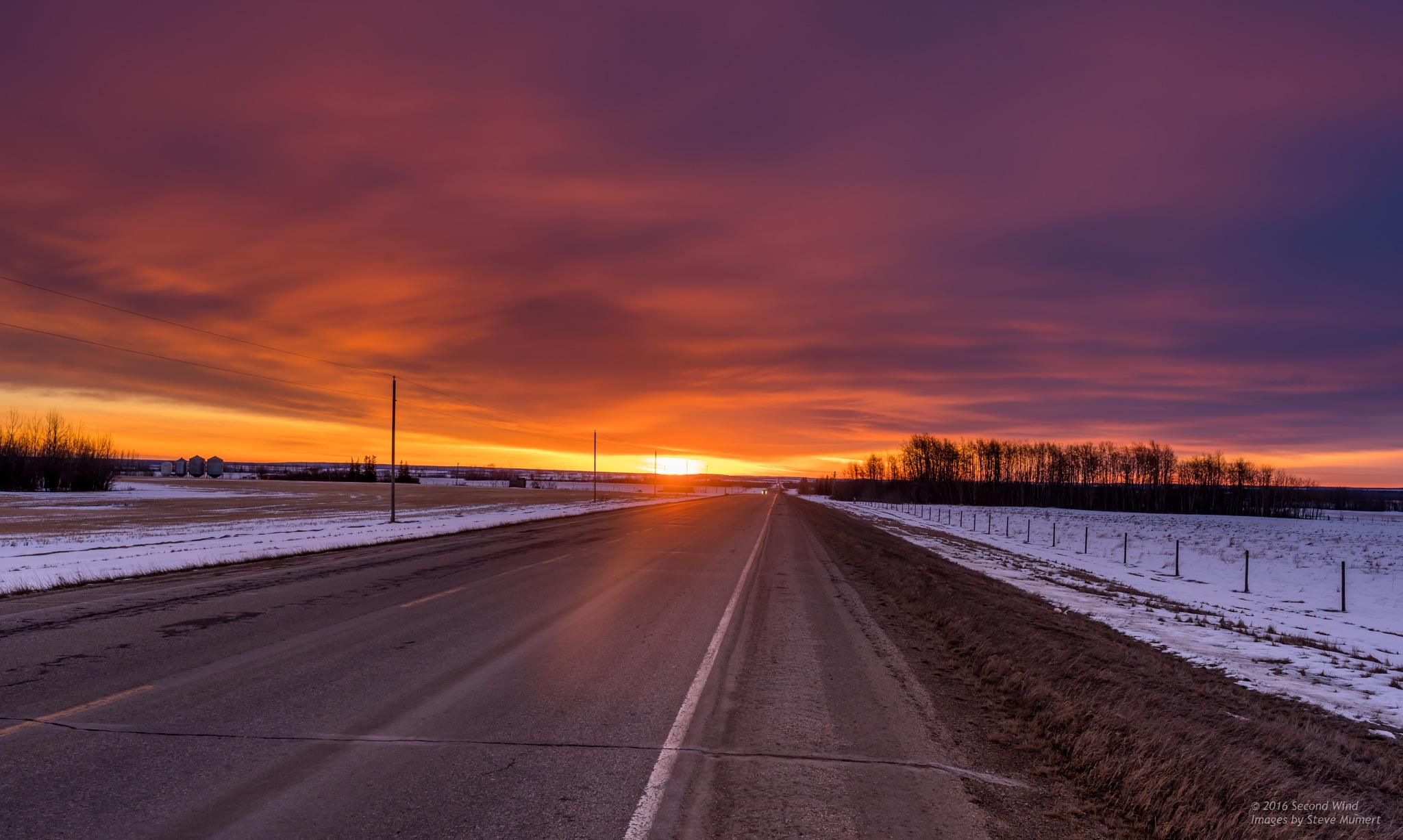 Morning Has Broken! by SteveMumert