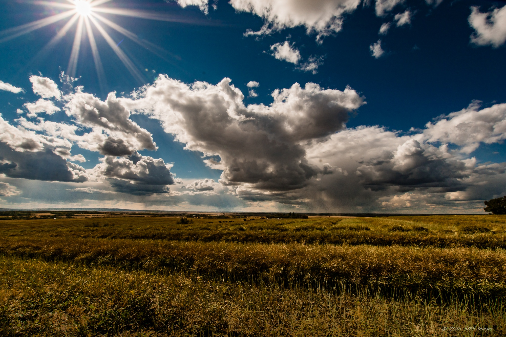 Clouds Show Us the Value of the Sun :-) by SteveMumert