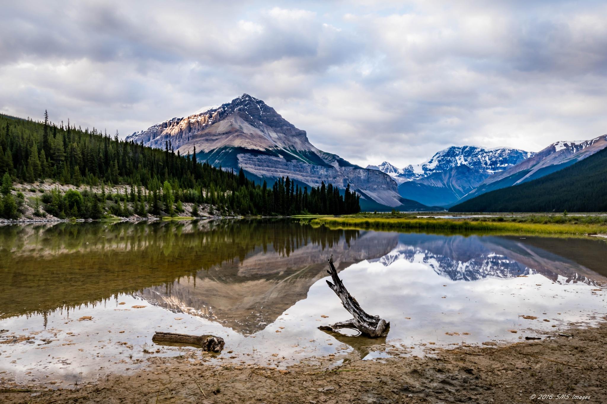 Tangle Peak by SteveMumert