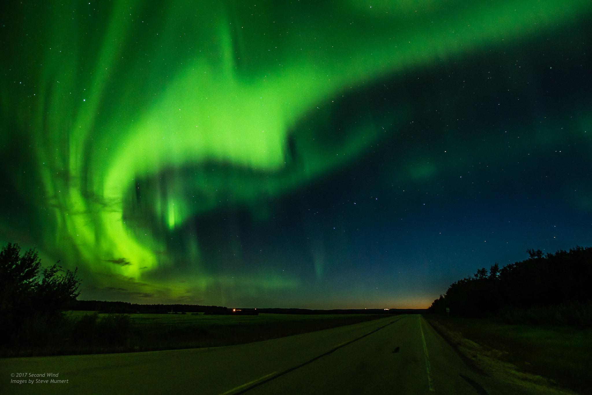 Aurora Storm! by SteveMumert