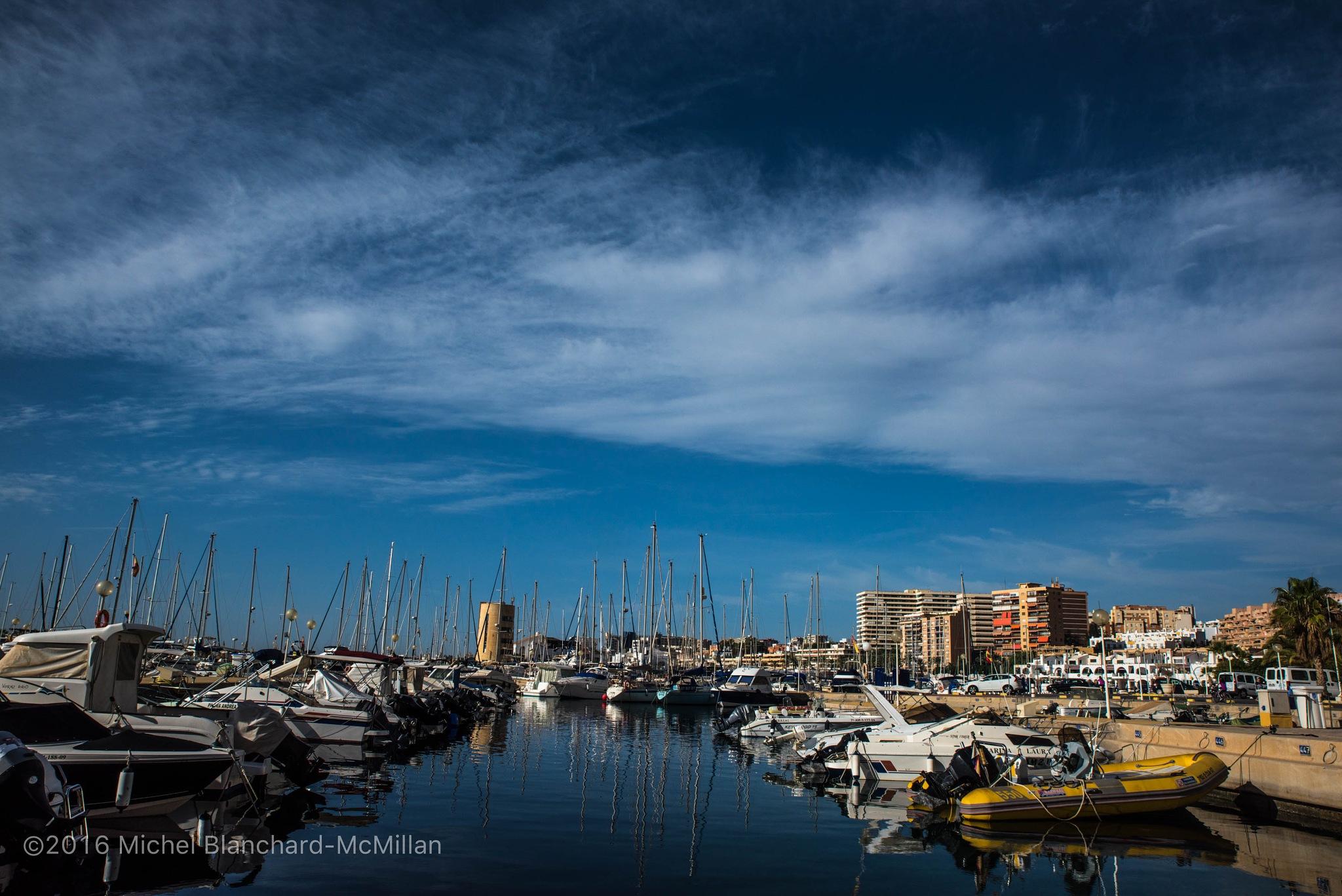 Marina by Michel B