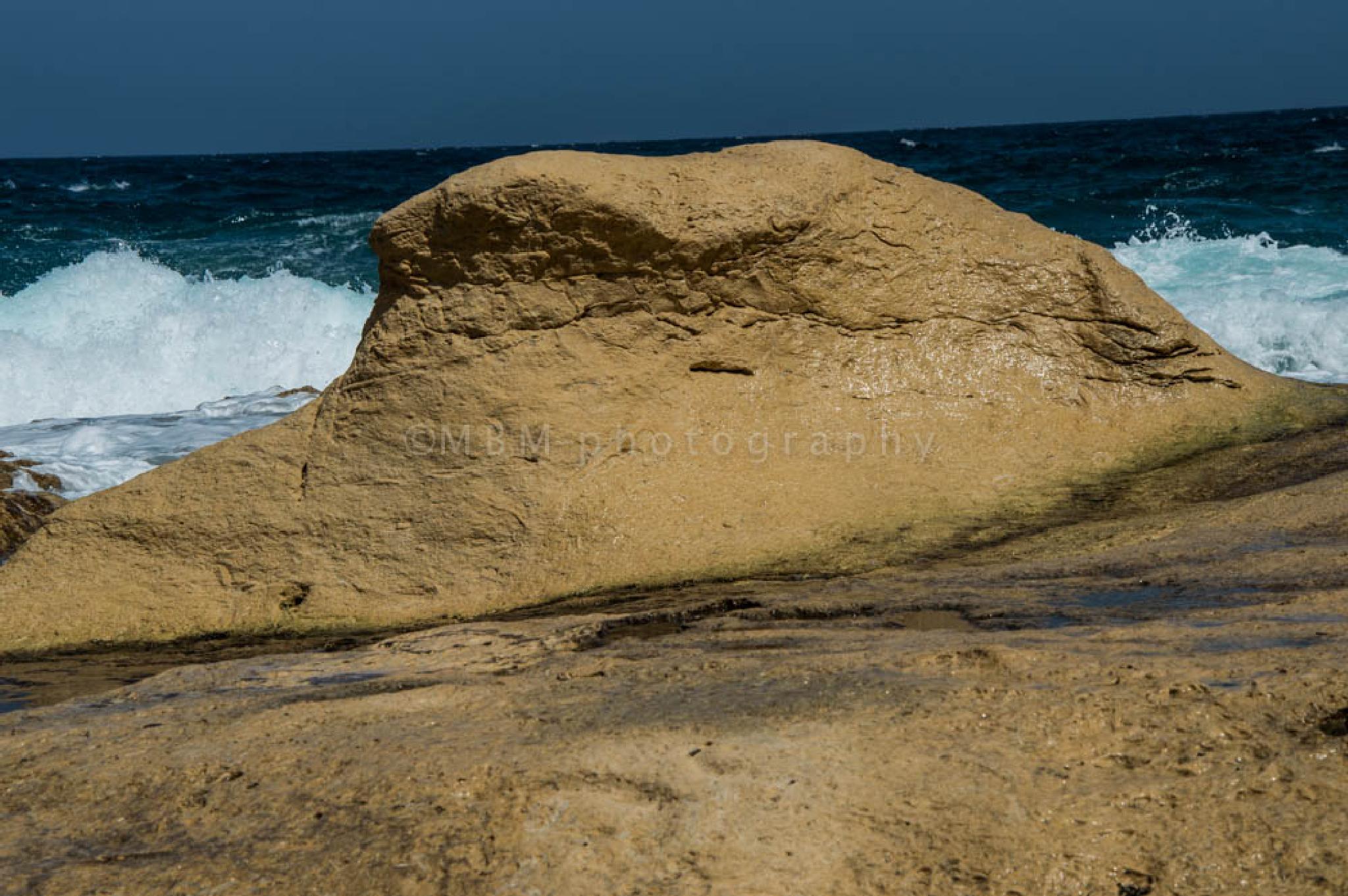 The Rock by Michel B