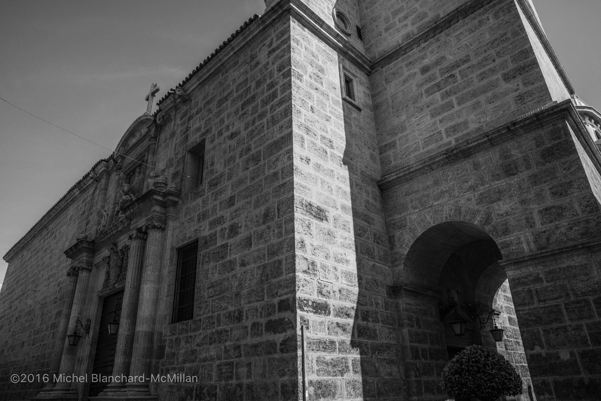 Almeria Church by Michel B