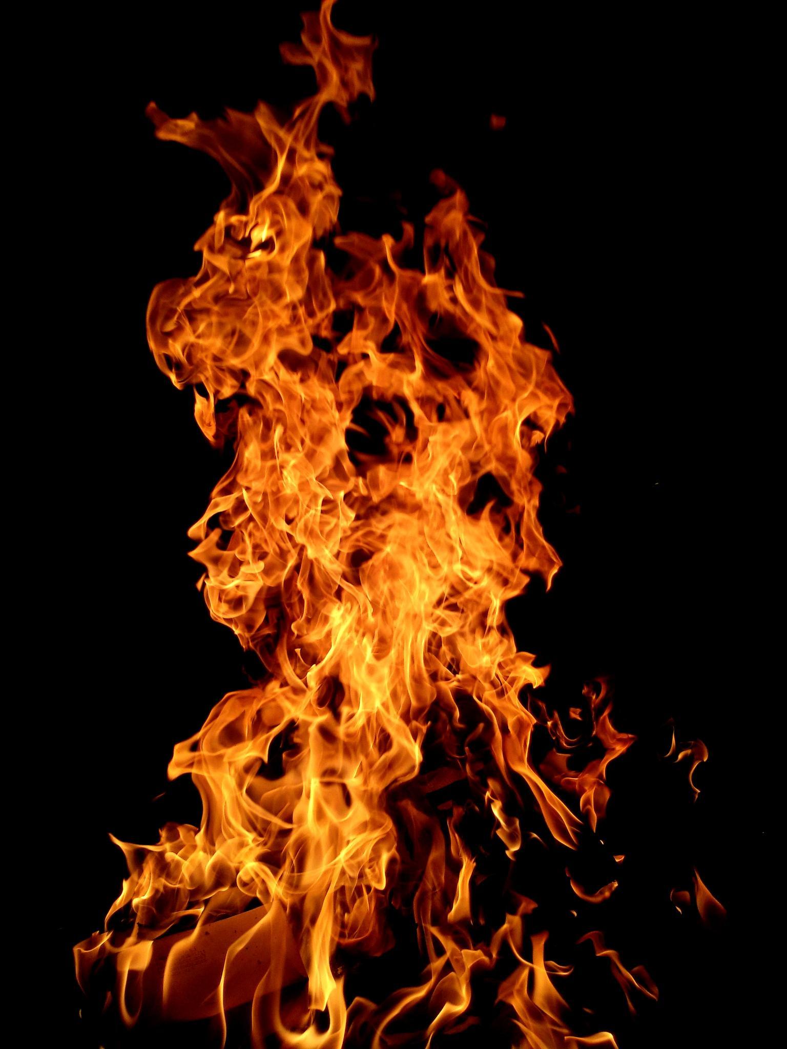 Fire by Manab Das