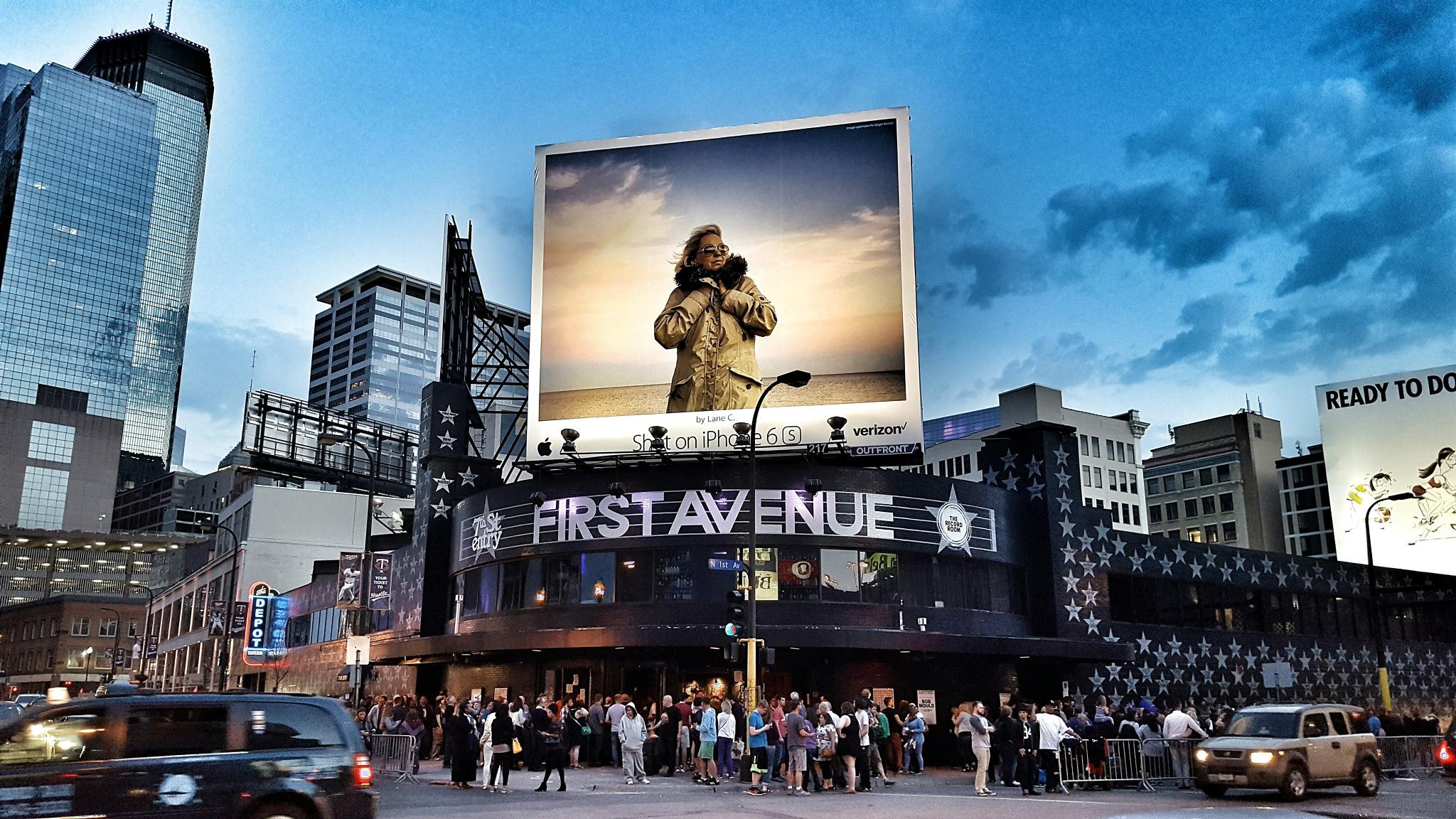 First Avenue - Minneapolis, MN by rcktgrl85
