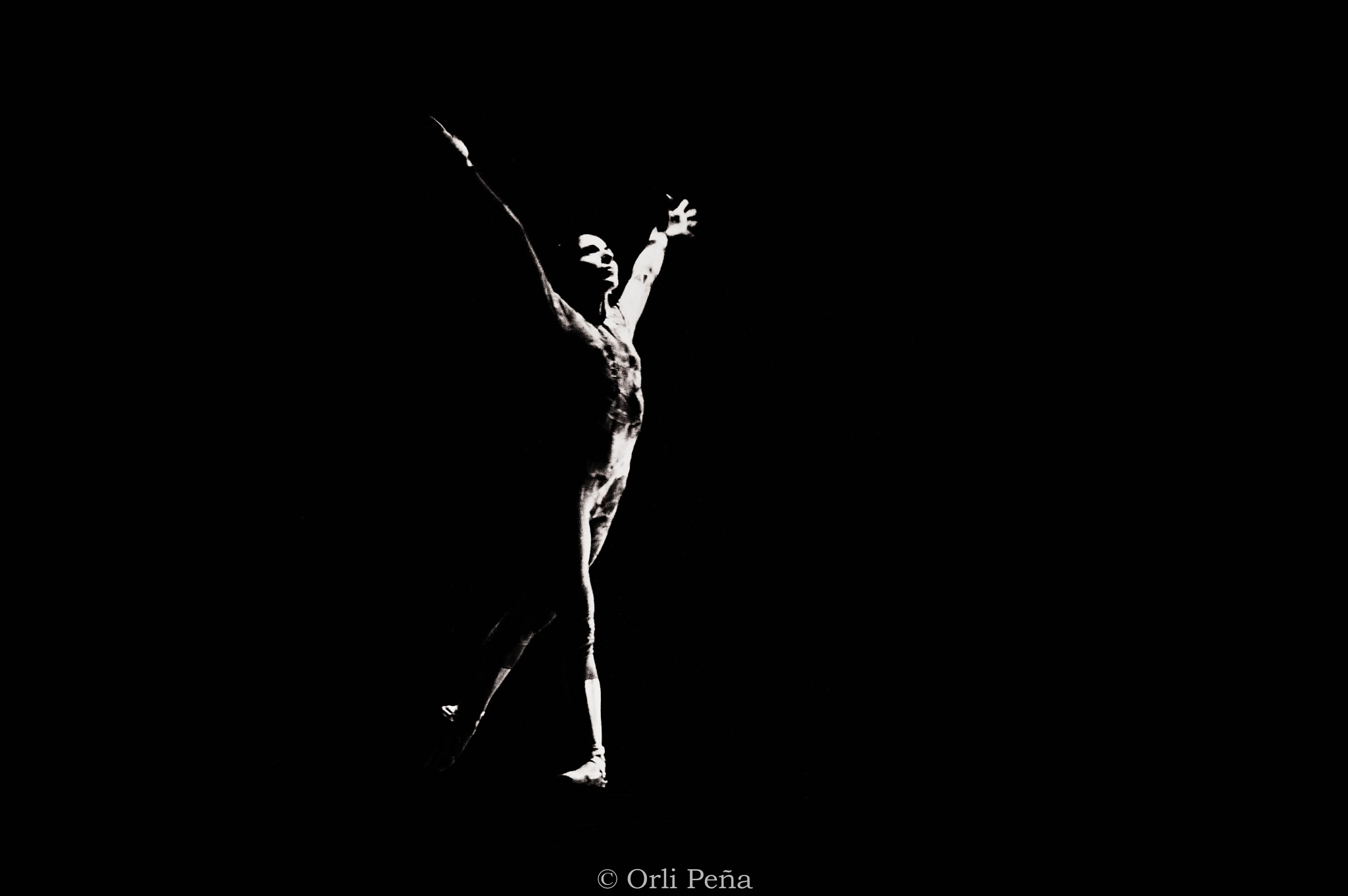 Photo in Black and White #b/w #dance #ballet #woman
