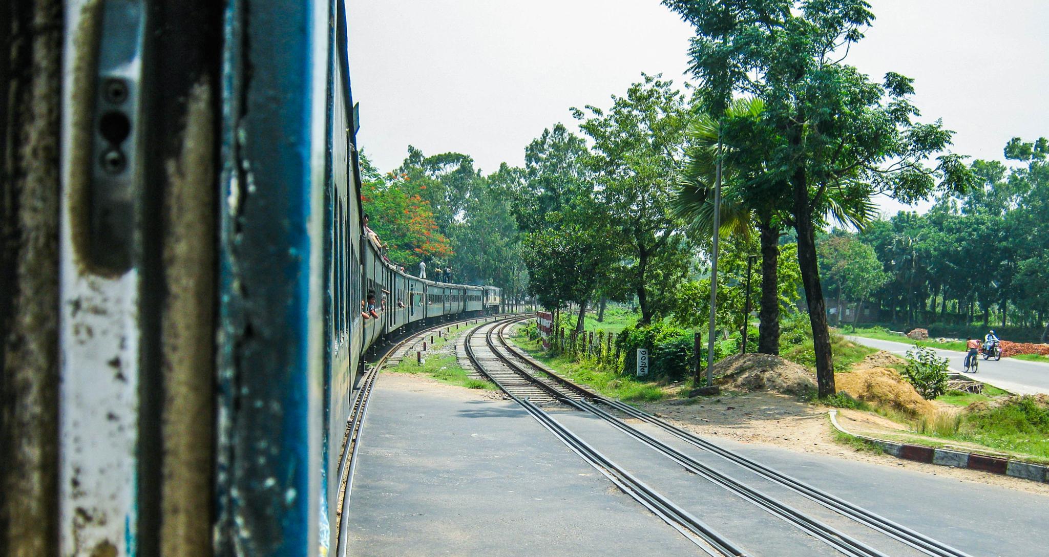 Train by shopno