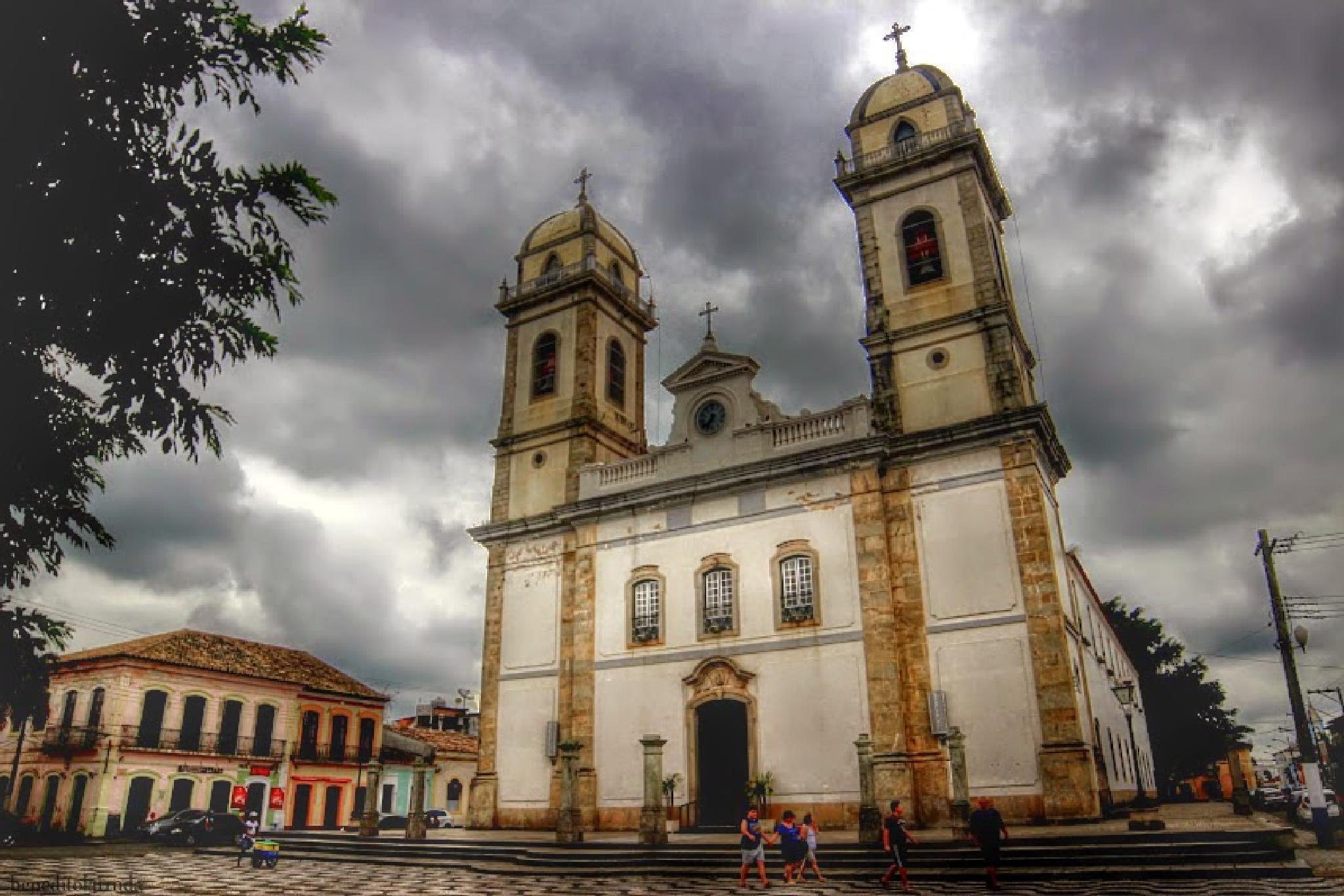 The Church by BenArr
