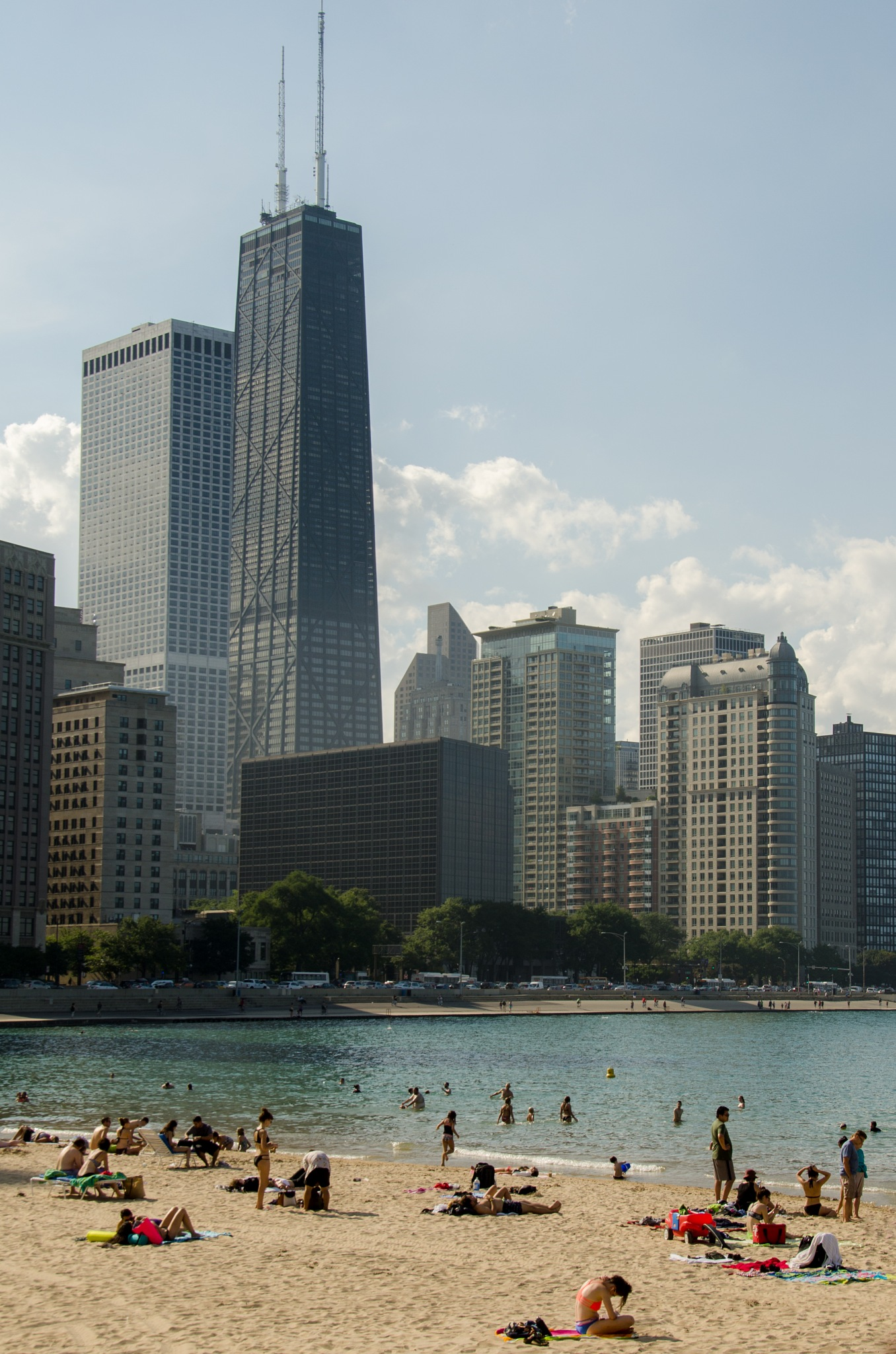 Chicago Summer by shellykg