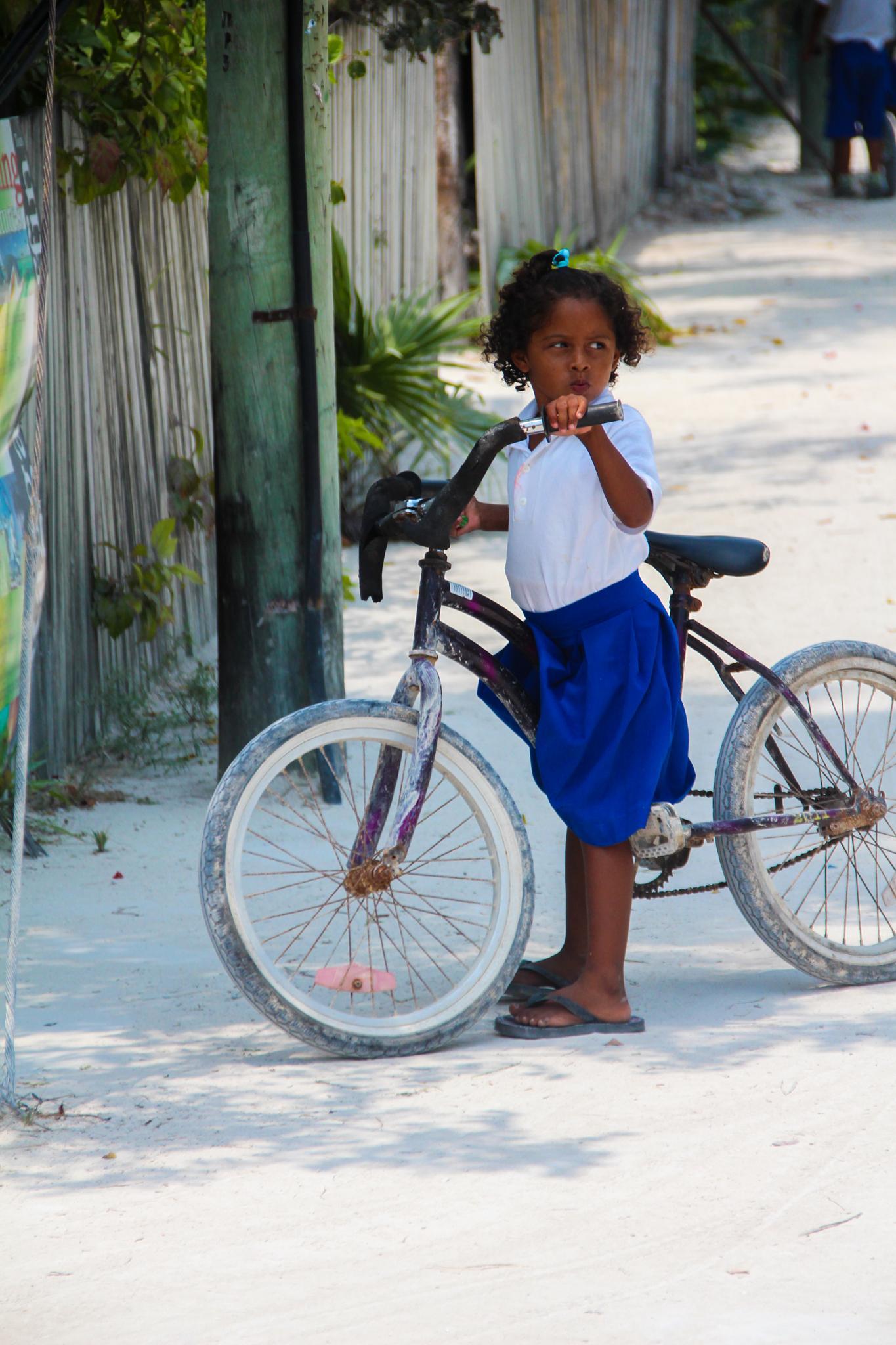 Biker Schoolgirl by GiventoflyTrials
