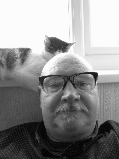 Me and Willow by Michael James De Grey
