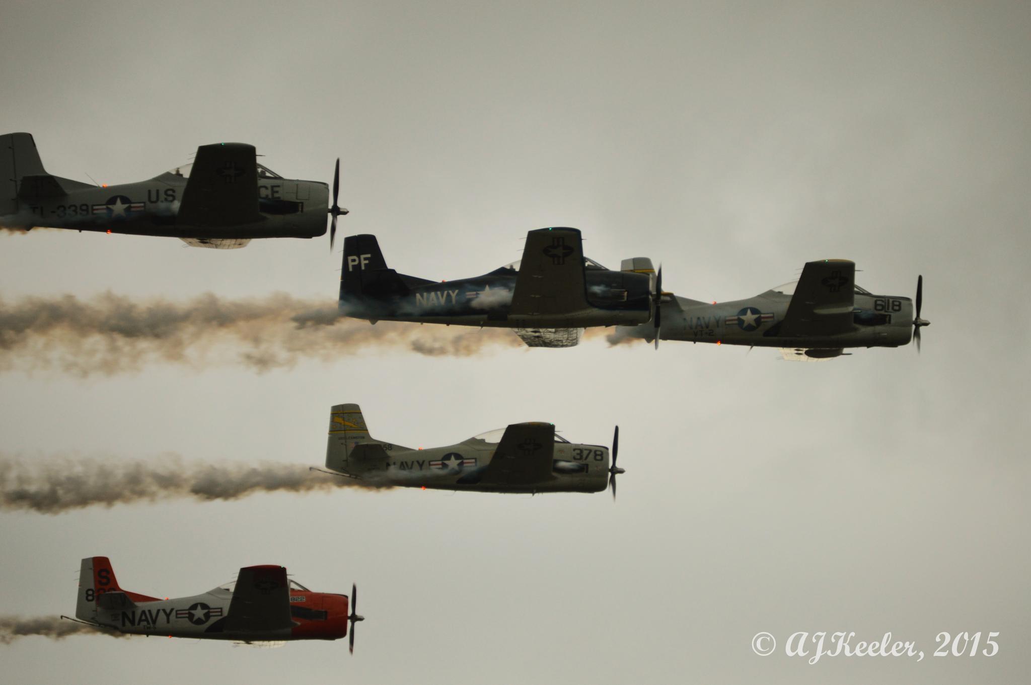Flight of the Hellcats by Tony Keeler
