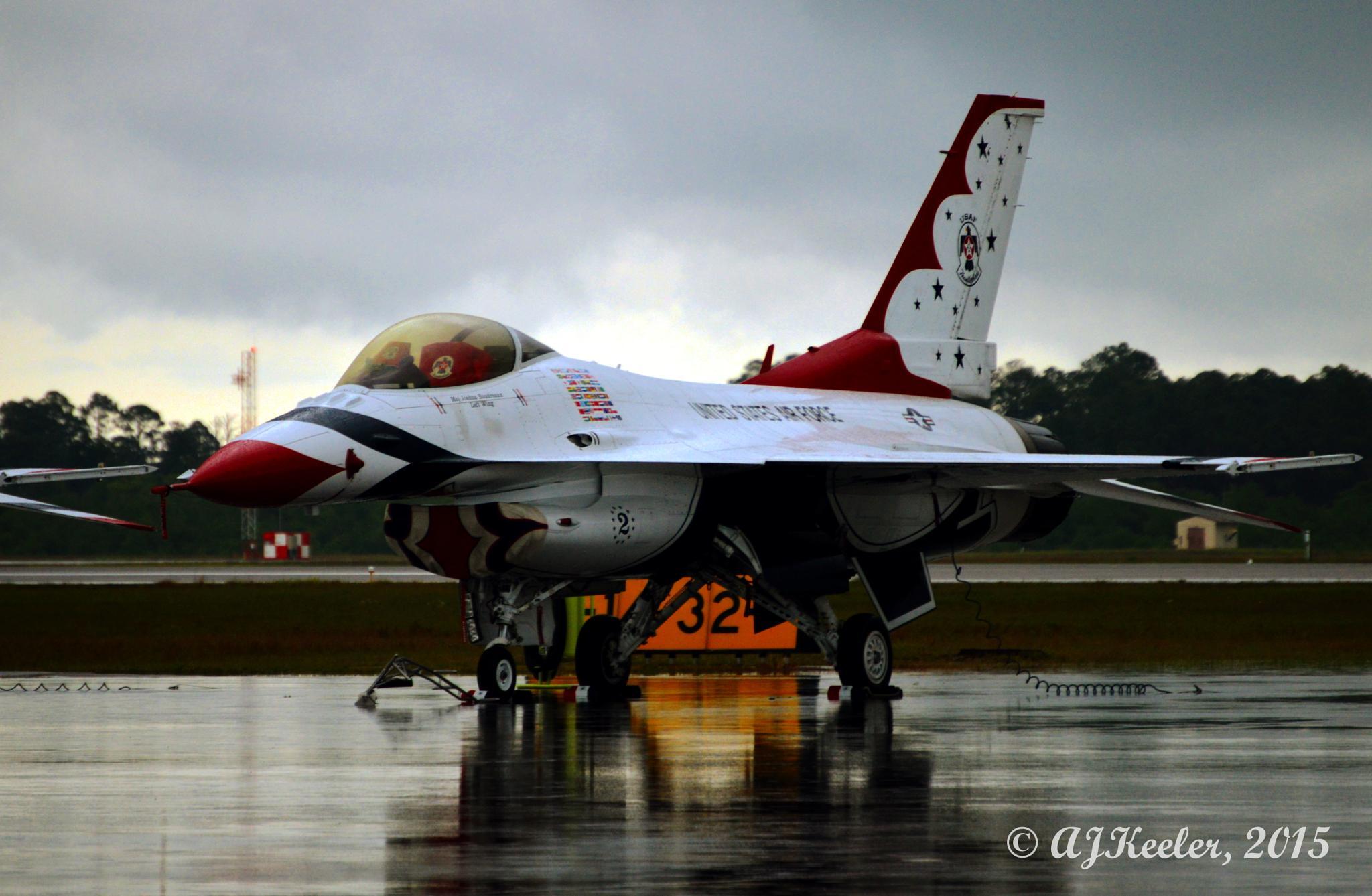 Thunderbird by Tony Keeler