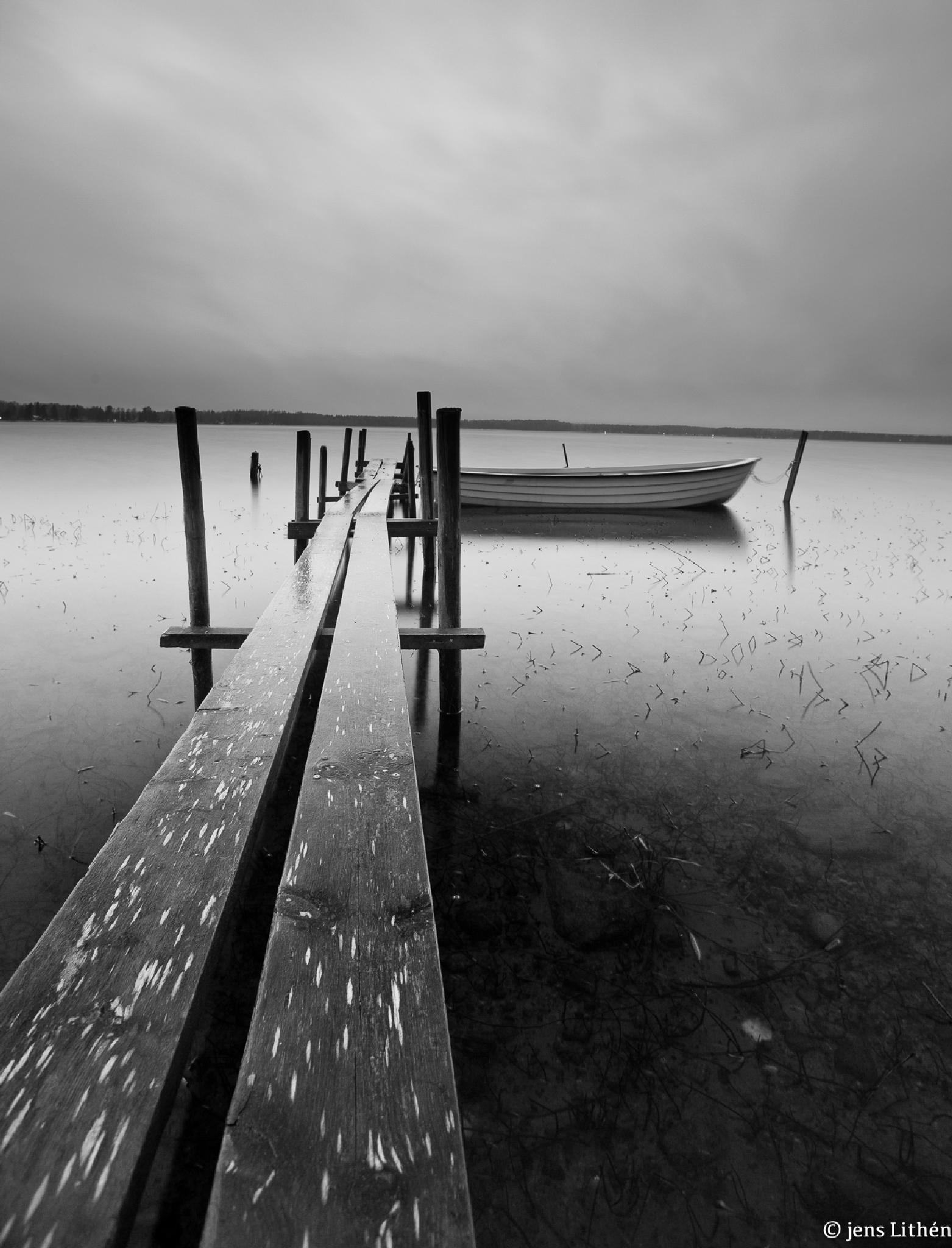 Boat by Jens