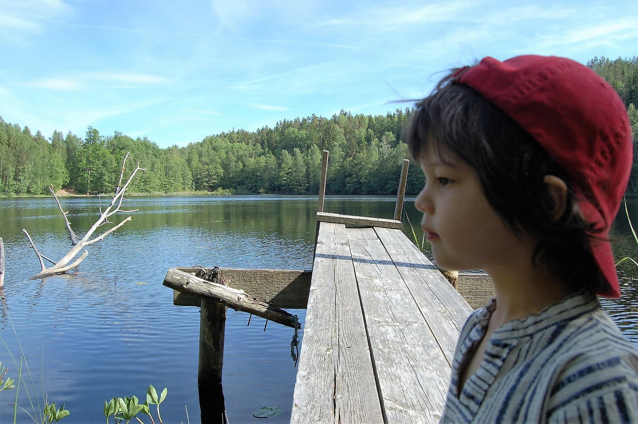 Silent mediation at the dock by lillemor.ekstrom ek