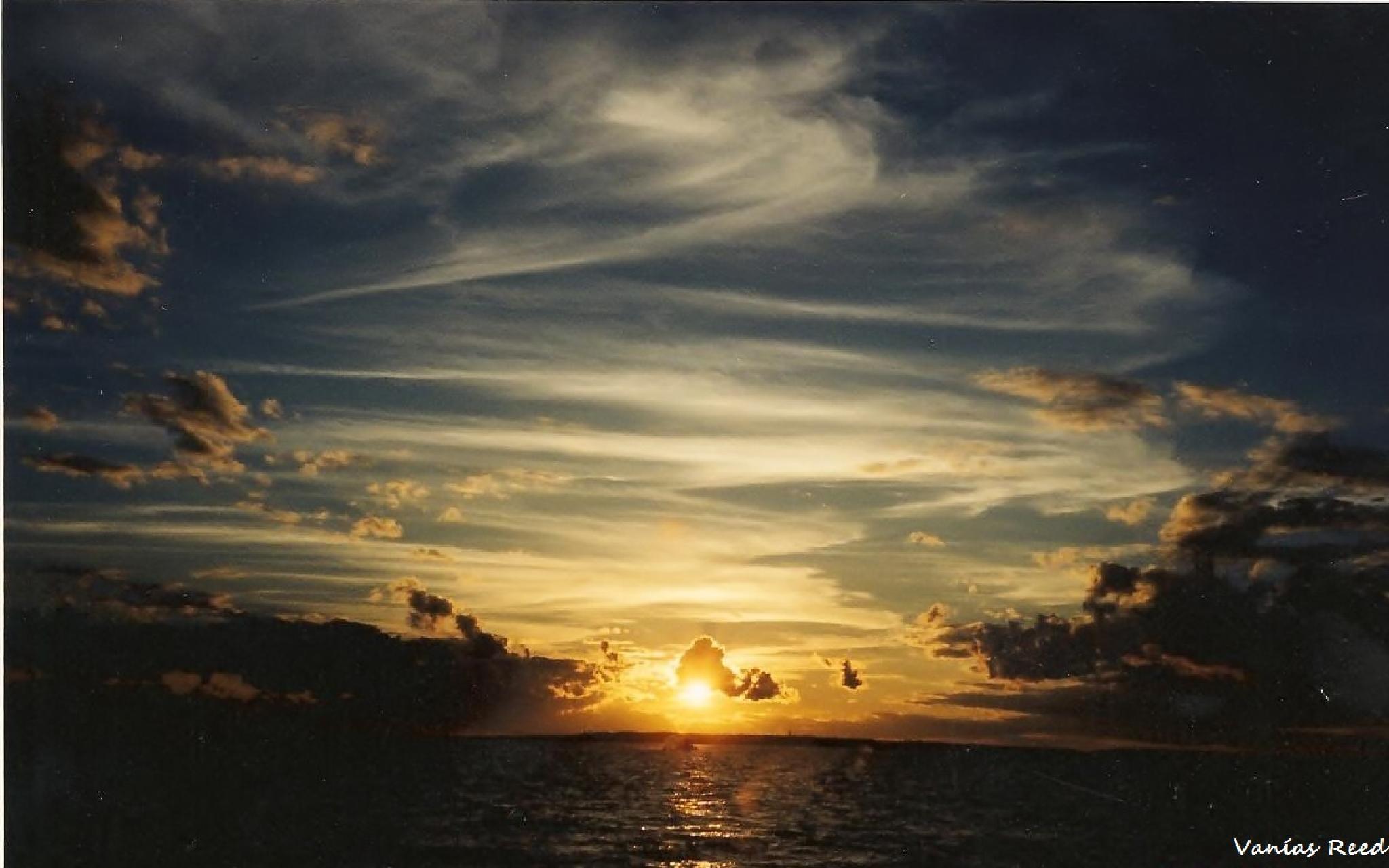 Sunset at Mackinaw Island by Mrs.vaniasreed