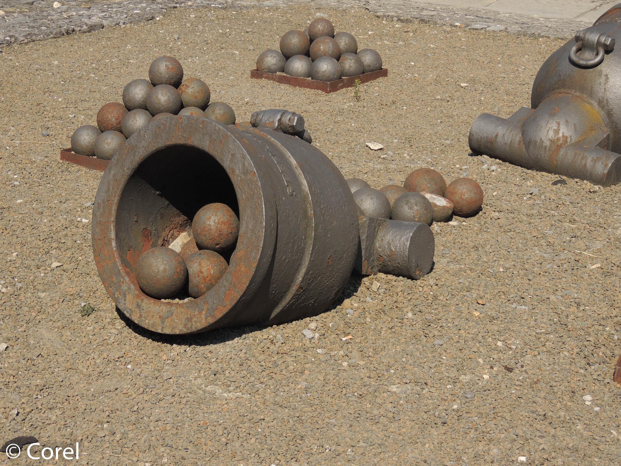 Canonballs by CorelPhotography