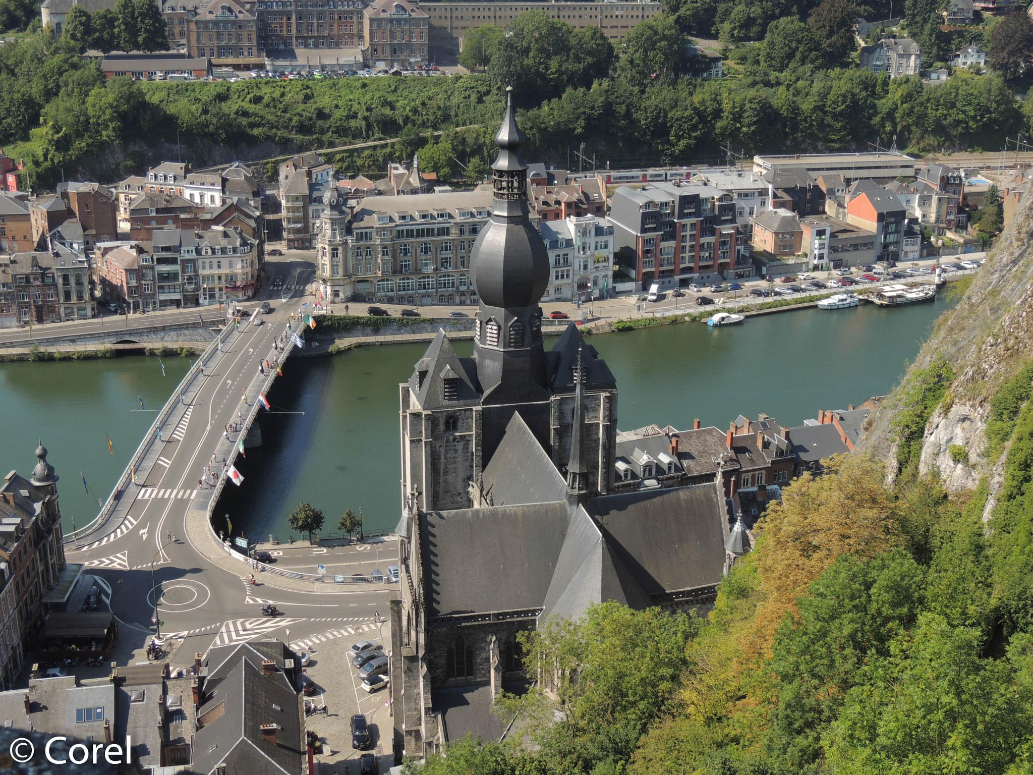 Church of Dinant by CorelPhotography