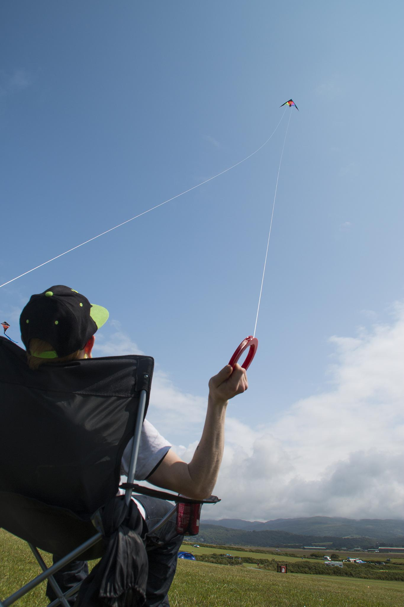 Lets go fly a kite by photoguy
