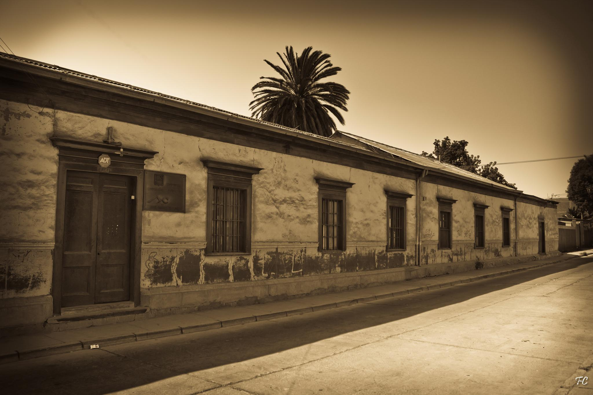 The old house in Infante street by FlaviuCodorean