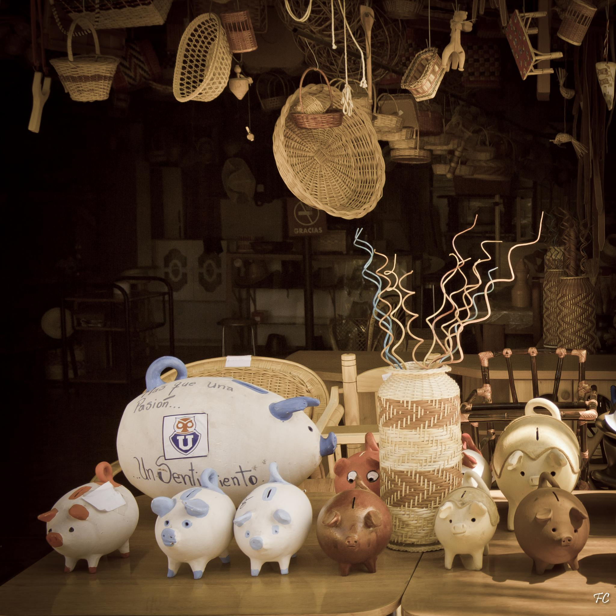 Piggy Bank and other stories ... by FlaviuCodorean
