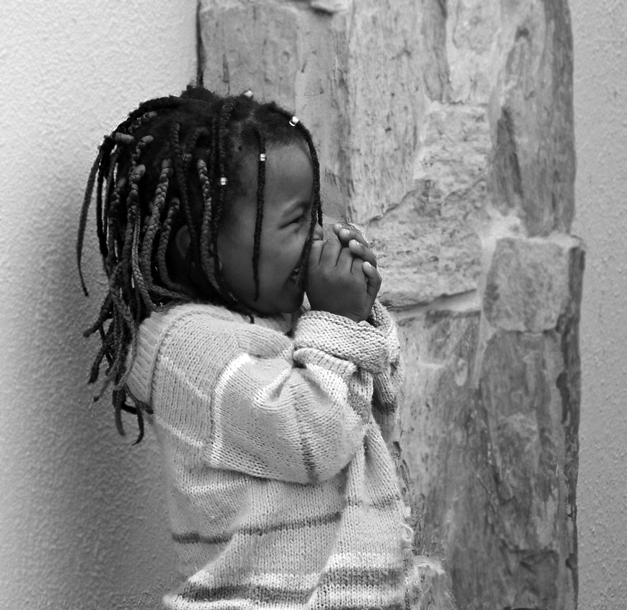 A happy child of Africa by susan.burger.10